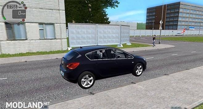 Opel Astra [1.5.4]